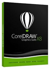 Corel DRAW Graphics Suite X8 EDU/Non-Profit - ESD *Now Sending Corel Draw 2017