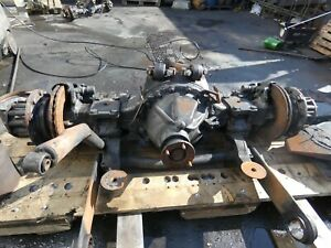 Mercedes Benz Actros 1846 LS MP4 Hinterachse Differential R440-13 C22,5 Euro 6