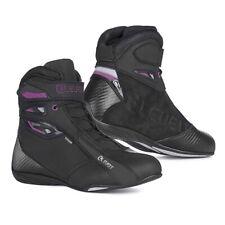 Scarpe donna moto Eleveit T-sport Lady WP nero black misura 36 woman shoes