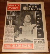April Melody Maker Music, Dance & Theatre Magazines in English