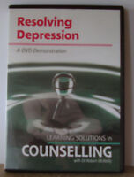 Resolving Depression: Dr Robert McNeilly 1DVD