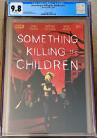SOMETHING IS KILLING THE CHILDREN #11 CGC 9.8 1st Print (2020) BOOM STUDIOS NM+