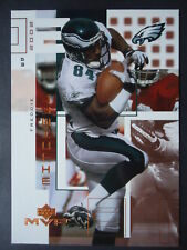 NFL 181 Freddie Mitchell Philadelphia Eagles Upper Deck MVP 2002