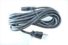 Replacement (15FT) Power Cord for HammondXK-5 61-key Virtual Tonewheel Organ