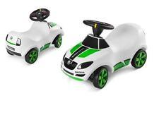 SKODA FABIA R5 voiture sans pédales Voiture pour enfants porteur Blanc
