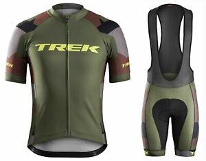 2021 Men Pro Team Road Bike Camouflage Cycling Jersey And Bib Shorts Set