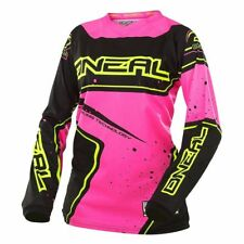 ONEAL O'neal Element YOUTH girl's jersey EXTRA LARGE motocross BMX 0029-705