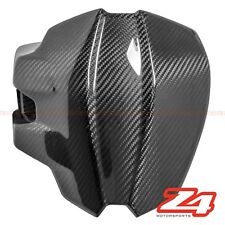 2010-2014 Multistrada 1200 S Rear Tire Splash Hugger Mud Guard Cowl Carbon Fiber