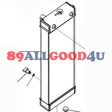 Aluminum Radiator 206-03-22411 For Komatsu PC270-8 PC270LC-8 PC290-8K Excavator