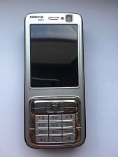 NEW NOKIA N73-1 MUSIC EDITION 42MB RM-133 SILVER FACTORY UNLOCKED 3G SIMFREE