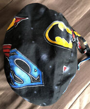 Justice League Superman Batman Wonder Woman Surgical Scrub Hat