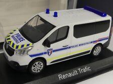 1/43 Norev Renault Trafic Police Municipale 518025