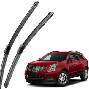 Genuine OEM Front Windshield Wiper Blades For 2010-2016 Cadillac SRX Full Series