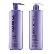Paul Mitchell Platinum Blonde Shampoo & Conditioner 33.8oz Liter Duo Set