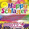 HAPPY SCHLAGER,PARTY TOTAL  2 CD NEW