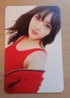 AOA ChanMi Good Luck official photo card ( week  ver. )