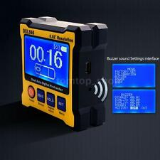 Dual Axis 0.02° Resolution Digital Angle Protractor Inclinometer DXL360 F27T