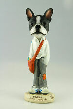 MAIL CARRIER BOSTON TERRIER- SEE INTERCHANGEABLE BREEDS & BODIES @ EBAY STORE