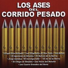 Various Artists : Ases Del Corrido Pesado CD