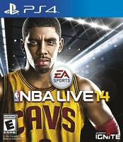 NEW NBA LIVE 14 (Sony PlayStation 4) PS4 NTSC