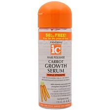 Fantasia IC Hair Polisher Carrot Growth Serum - Triple Strength