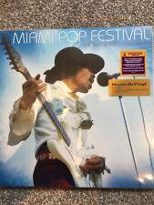 """JIMI HENDRIX """"Miami Pop Festival"""" LTD +BOOK 2 x 180gm Vinyl LP 2013 NEW & SEALED"""