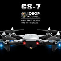 RC Drone With 1080P HD Camera WIFI 6-Axis 4CH Foldable Altitude Hold Quadcopter