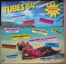 TUBES 84  SEXY BEACH COVER FRENCH LP PATHE MARCONI 1984