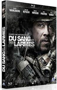 Du Sang et des Larmes [Blu-Ray] Mark Wahlberg - NEUF - VERSION FRANÇAISE