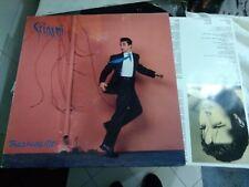 "LP 12""  SCIALPI TRASPARENTE + INNER SLEEVE COPERTINA EX VINILE EX++/N/MINT"