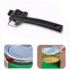 Manual Handy Can Opener Tin Edge Cutter Lid Remover Stainless Steel.~