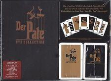 Pate, Der DVD Collection 5 DVDs + Kartenspiel Neu OVP Sealed Special Edition