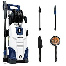 BLAUPUNKT PW7000 High Power Pressure Washer with 2 Nozzles and Car Brush Kit