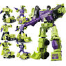 Construction Vehicles Engineering Truck Robot Combiner Devastator Action Figure