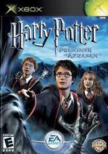 Harry Potter and the Prisoner of Azkaban - Original Xbox Game