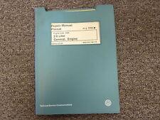 1995 1996 1997 Volkswagen VW Passat 2.0L Engine Service Repair Manual GLX GLS