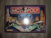 jeu Monopoly EditionToulouse - complet