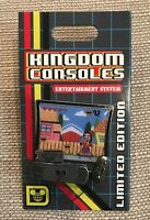 Disney Kingdom Consoles Goof Troop Pin LE 4000 New In Hand