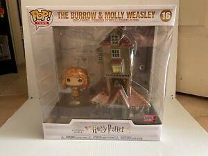 The Burrow Molly Weasley Funko Pop New