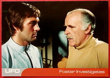 UFO - Card #37 - Foster Investigates - Unstoppable Cards Ltd 2016