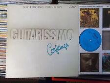 SIEGFRIED SCHWAB & PETER HORTON  DDR AMIGA   LP: GUITARISSIMO - CONFIANCA/855953