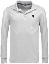 Camisas y polos de hombre Polo color principal blanco