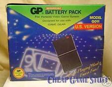 Rechargeable Battery Pack 110V USA 2 Pin AC adaptor Sega Game Gear adapter New