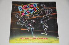 # Dancing Madness-HOT Hits 80er-va Sampler album vinile disco LP