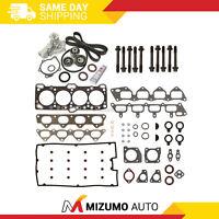 Head Gasket Set Timing Belt Kit Water Pump Fit 95-99 Mitsubishi Eagle 2.0  4G63T