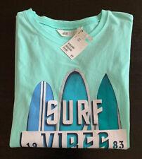 H&M T-shirt Boys 14Y+ Short Sleeve 100% Cotton