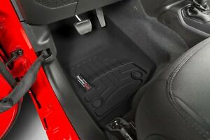 WeatherTech FloorLiner Mats for 2018-2019 Wrangler (JL)/ 2020 Gladiator 1st Row