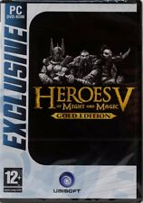 Heroes of Might & Magic V (Gold Edition)(Hammers Fate/Tribes of the East)PC Game