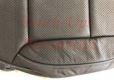 2014-2018 Chevrolet Silverado Crew Cab LT WT ALEA Black Leather Seat Cover Kit