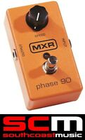 MXR PHASE 90 PHASER ELECTRIC GUITAR EFFECTS FX PEDAL PHASE SHIFTER MXR101